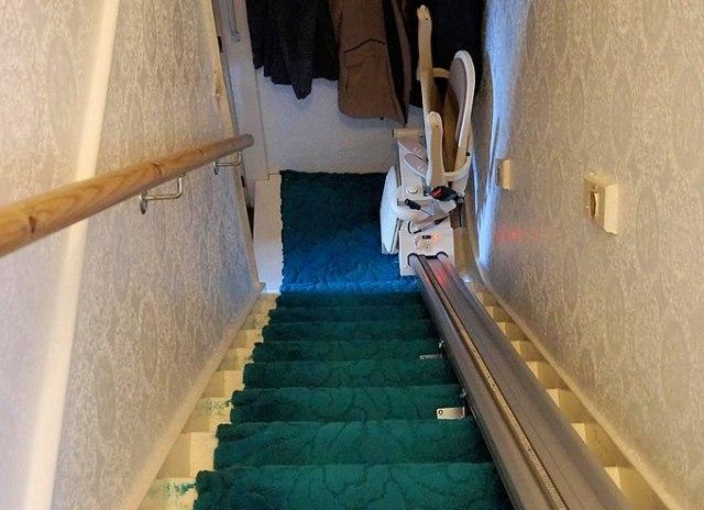 Qui achète les vieux monte-escaliers